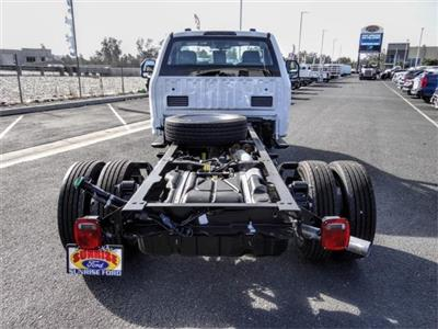 2020 Ford F-450 Regular Cab DRW 4x2, Cab Chassis #FL4173 - photo 9