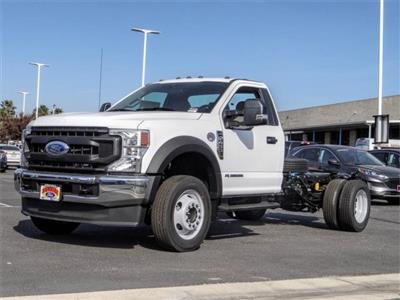 2020 Ford F-450 Regular Cab DRW 4x2, Cab Chassis #FL4173 - photo 1