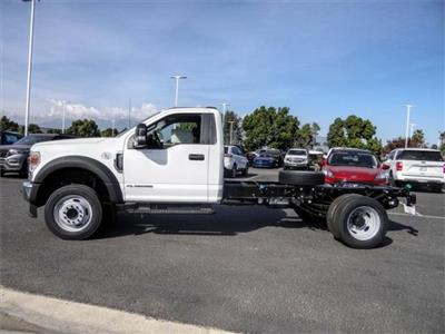 2020 Ford F-450 Regular Cab DRW 4x2, Cab Chassis #FL4173 - photo 3
