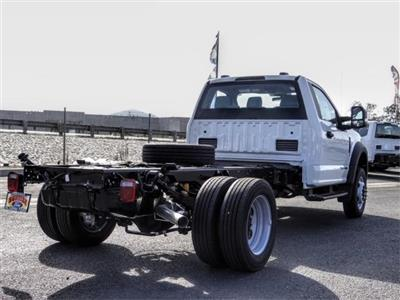 2020 Ford F-450 Regular Cab DRW 4x2, Cab Chassis #FL4173 - photo 4