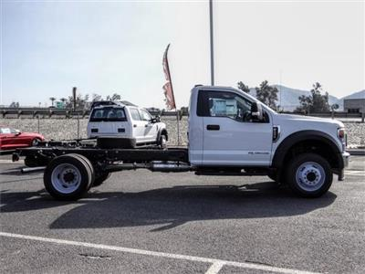 2020 Ford F-450 Regular Cab DRW 4x2, Cab Chassis #FL4173 - photo 5