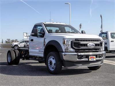 2020 Ford F-450 Regular Cab DRW 4x2, Cab Chassis #FL4173 - photo 6