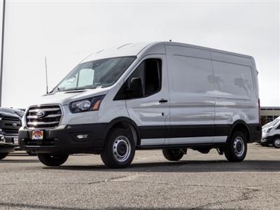 2020 Ford Transit 250 Med Roof 4x2, Empty Cargo Van #FL4180 - photo 1