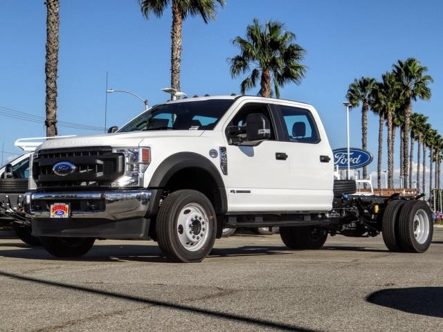 2020 Ford F-450 Crew Cab DRW 4x2, Cab Chassis #FL4193 - photo 1