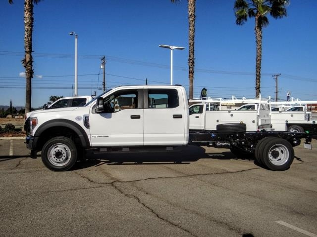2020 Ford F-450 Crew Cab DRW 4x2, Cab Chassis #FL4193 - photo 3