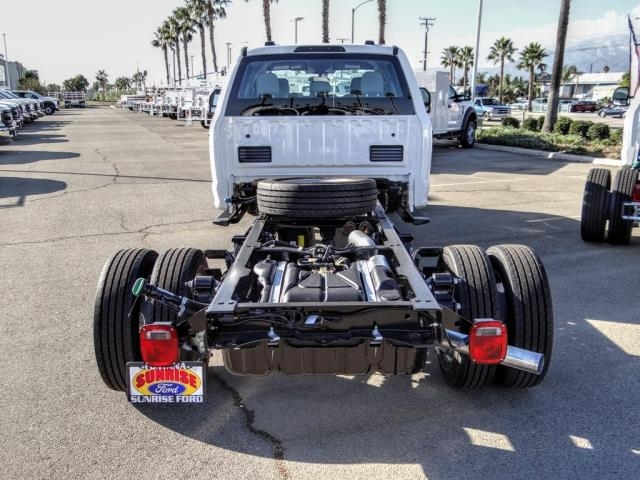 2020 Ford F-450 Crew Cab DRW 4x2, Cab Chassis #FL4193 - photo 4
