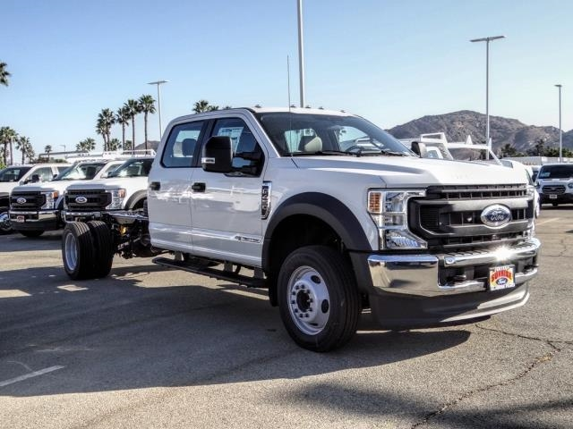 2020 Ford F-450 Crew Cab DRW 4x2, Cab Chassis #FL4193 - photo 7
