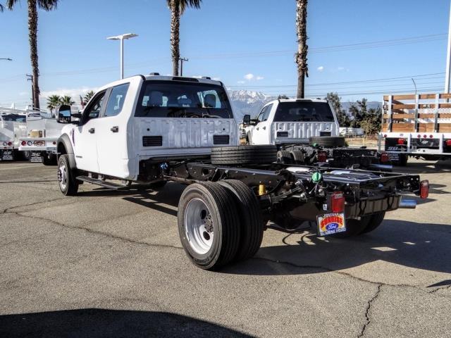 2020 Ford F-450 Crew Cab DRW 4x2, Cab Chassis #FL4193 - photo 2