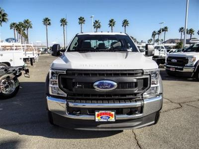 2020 Ford F-450 Crew Cab DRW 4x2, Cab Chassis #FL4193 - photo 8