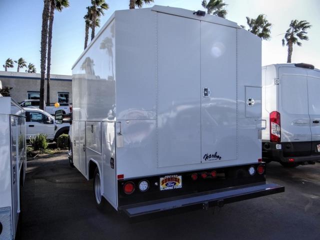 2020 Ford Transit 350 HD DRW 4x2, Harbor WorkMaster Service Utility Van #FL4198 - photo 2
