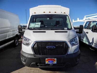 2020 Ford Transit 350 HD DRW 4x2, Harbor WorkMaster Service Utility Van #FL4198 - photo 9