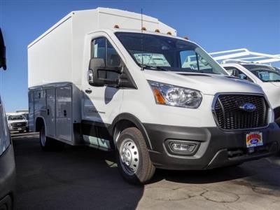 2020 Ford Transit 350 HD DRW 4x2, Harbor WorkMaster Service Utility Van #FL4198 - photo 8