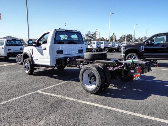 2020 Ford F-550 Regular Cab DRW 4x2, Cab Chassis #FL4207 - photo 1