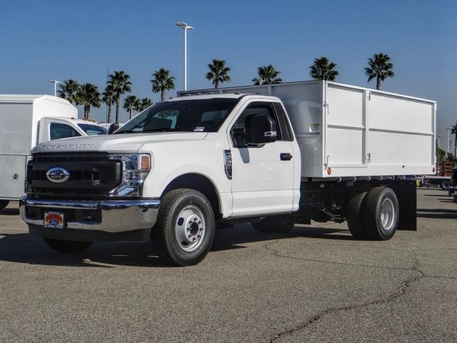 2020 Ford F-350 Regular Cab DRW 4x2, Scelzi Landscape Dump #FL4211 - photo 1