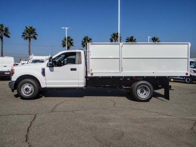 2020 Ford F-350 Regular Cab DRW 4x2, Scelzi Landscape Dump #FL4211 - photo 3