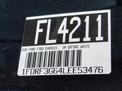 2020 Ford F-350 Regular Cab DRW 4x2, Scelzi Landscape Dump #FL4211 - photo 16