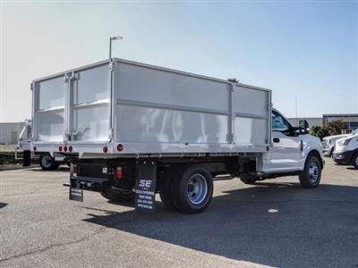 2020 Ford F-350 Regular Cab DRW 4x2, Scelzi Landscape Dump #FL4211 - photo 5