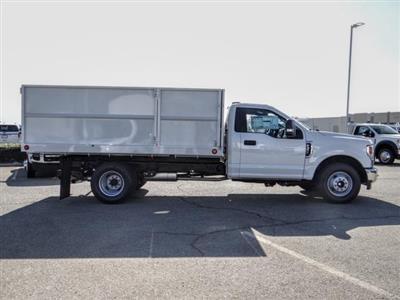 2020 Ford F-350 Regular Cab DRW 4x2, Scelzi Landscape Dump #FL4211 - photo 6