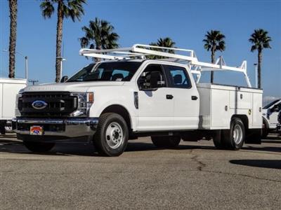 2020 Ford F-350 Crew Cab DRW 4x2, Scelzi Signature Service Body #FL4212 - photo 1