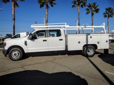 2020 Ford F-350 Crew Cab DRW 4x2, Scelzi Signature Service Body #FL4212 - photo 3