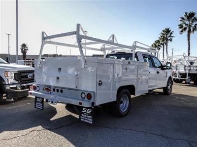2020 Ford F-350 Crew Cab DRW 4x2, Scelzi Signature Service Body #FL4212 - photo 7