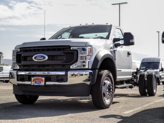 2020 Ford F-550 Regular Cab DRW 4x2, Cab Chassis #FL4233 - photo 1