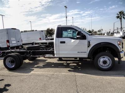 2020 Ford F-550 Regular Cab DRW 4x2, Cab Chassis #FL4233 - photo 6
