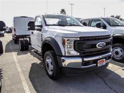 2020 Ford F-550 Regular Cab DRW 4x2, Cab Chassis #FL4233 - photo 7
