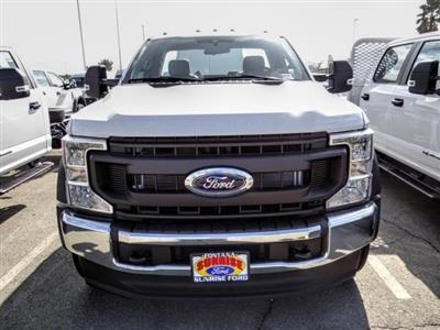 2020 Ford F-550 Regular Cab DRW 4x2, Cab Chassis #FL4233 - photo 8