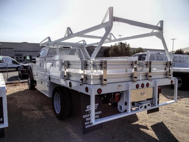 2020 Ford F-450 Regular Cab DRW 4x2, Scelzi CTFB Contractor Body #FL4234 - photo 2
