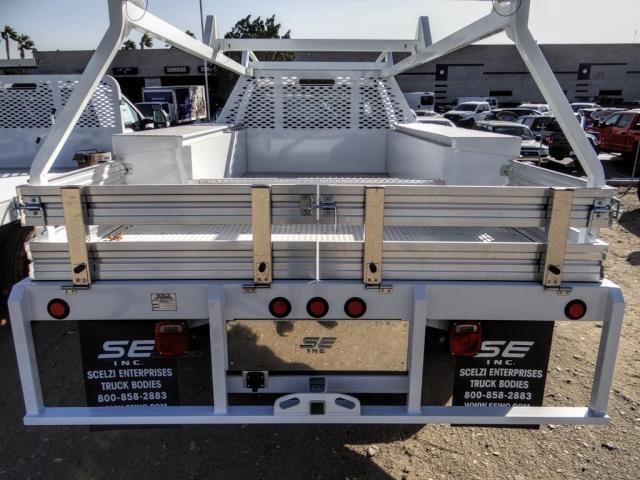 2020 Ford F-450 Regular Cab DRW 4x2, Scelzi CTFB Contractor Body #FL4234 - photo 3