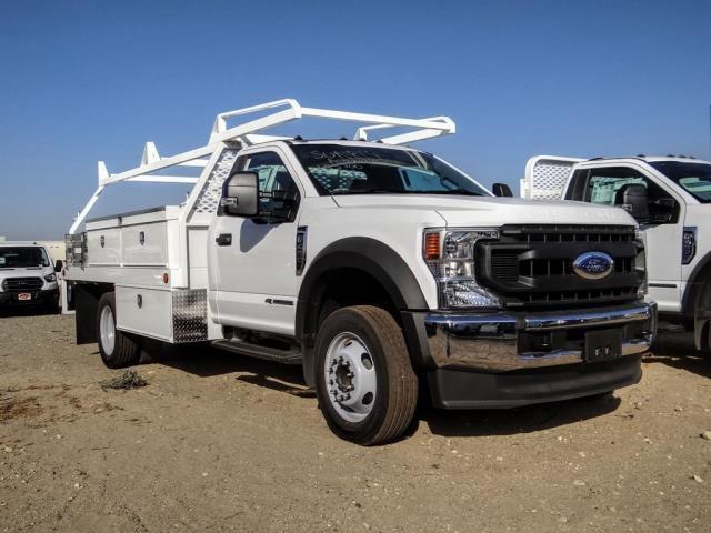 2020 Ford F-450 Regular Cab DRW 4x2, Scelzi CTFB Contractor Body #FL4234 - photo 7