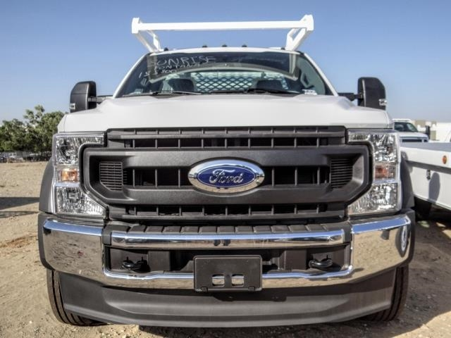 2020 Ford F-450 Regular Cab DRW 4x2, Scelzi CTFB Contractor Body #FL4234 - photo 8
