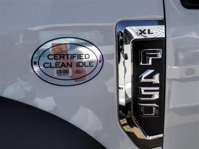 2020 Ford F-450 Regular Cab DRW 4x2, Scelzi CTFB Contractor Body #FL4234 - photo 9