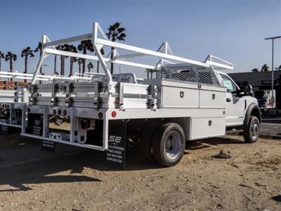 2020 Ford F-450 Regular Cab DRW 4x2, Scelzi CTFB Contractor Body #FL4234 - photo 4