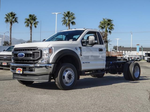 2020 Ford F-550 Regular Cab DRW 4x2, Cab Chassis #FL4243 - photo 1