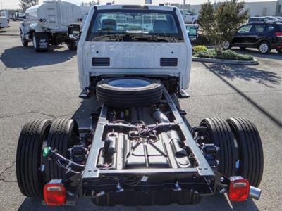 2020 Ford F-550 Regular Cab DRW 4x2, Cab Chassis #FL4243 - photo 4