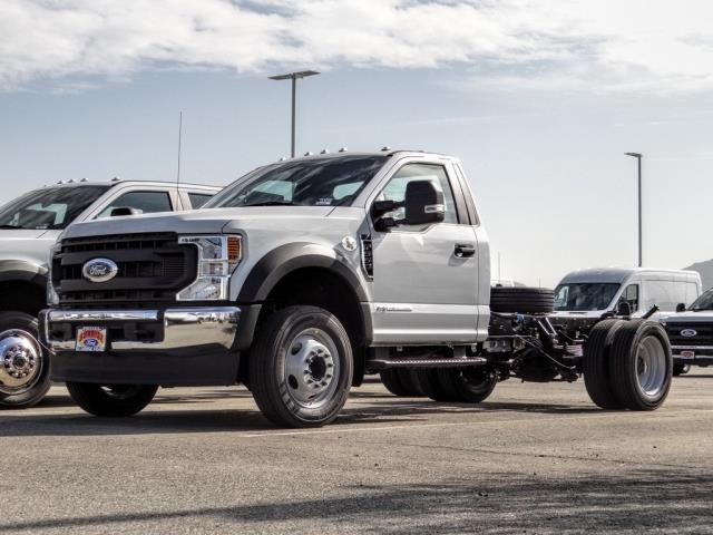 2020 Ford F-550 Regular Cab DRW 4x2, Cab Chassis #FL4244 - photo 1