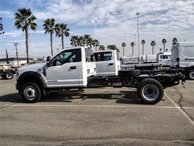 2020 Ford F-550 Regular Cab DRW 4x2, Cab Chassis #FL4244 - photo 3