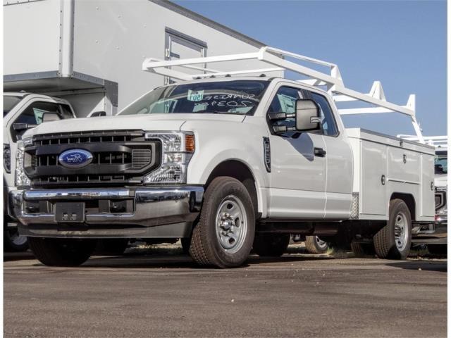 2020 Ford F-350 Super Cab 4x2, Scelzi Signature Service Body #FL4265 - photo 1