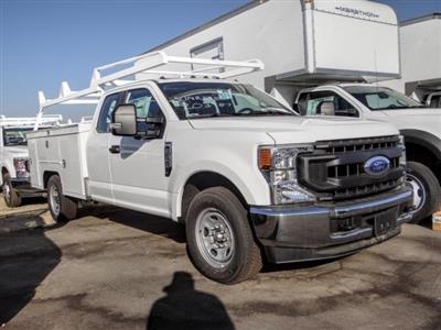2020 Ford F-350 Super Cab 4x2, Scelzi Signature Service Body #FL4265 - photo 7