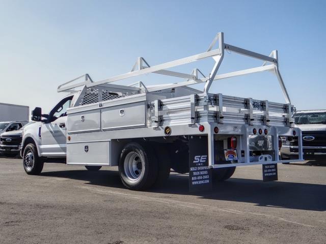2020 Ford F-350 Regular Cab DRW 4x2, Scelzi Contractor Body #FL4292 - photo 1