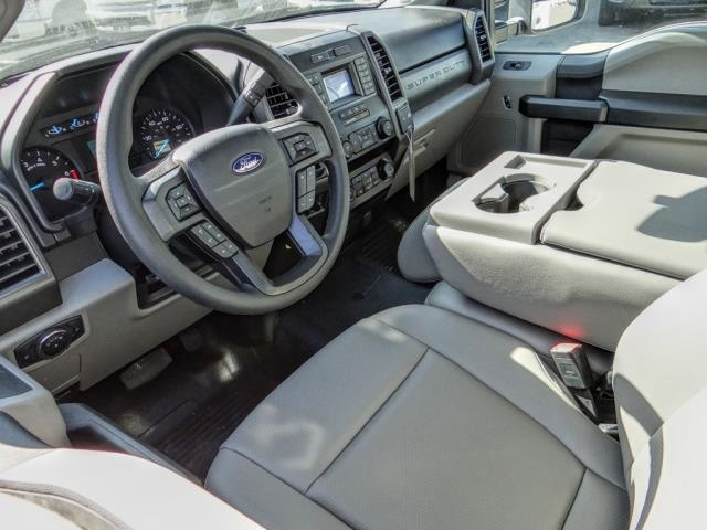 2020 Ford F-350 Regular Cab DRW 4x2, Scelzi WFB Flatbed #FL4300 - photo 9