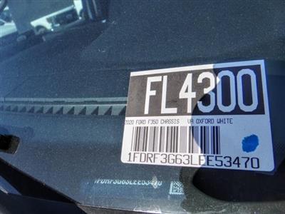2020 Ford F-350 Regular Cab DRW 4x2, Scelzi WFB Flatbed #FL4300 - photo 16
