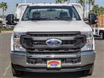 2020 Ford F-350 Regular Cab DRW 4x2, Scelzi WFB Flatbed #FL4300 - photo 8