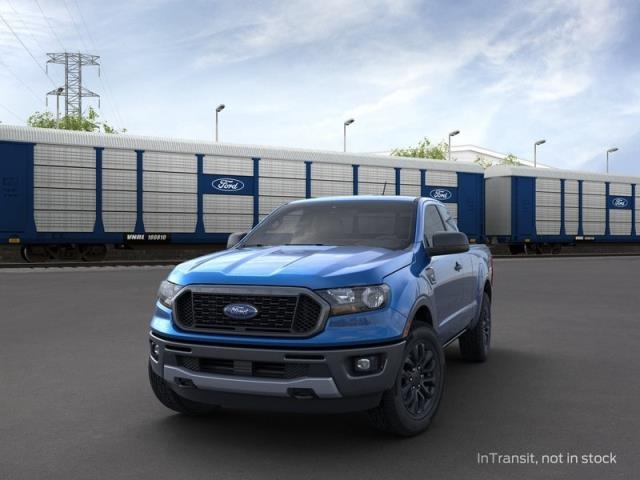 2020 Ford Ranger Super Cab 4x2, Pickup #FL4304 - photo 3