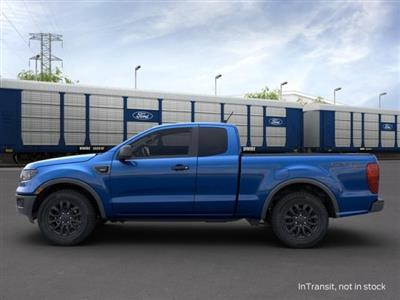 2020 Ford Ranger Super Cab 4x2, Pickup #FL4304 - photo 4