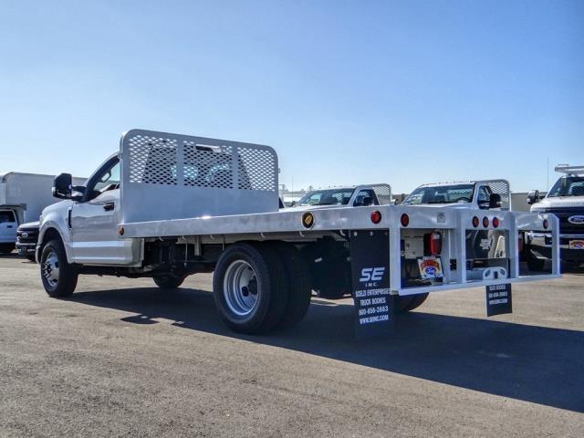 2020 Ford F-350 Regular Cab DRW 4x2, Scelzi WFB Flatbed #FL4322 - photo 2