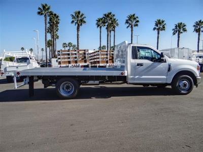 2020 Ford F-350 Regular Cab DRW 4x2, Scelzi WFB Flatbed #FL4322 - photo 6