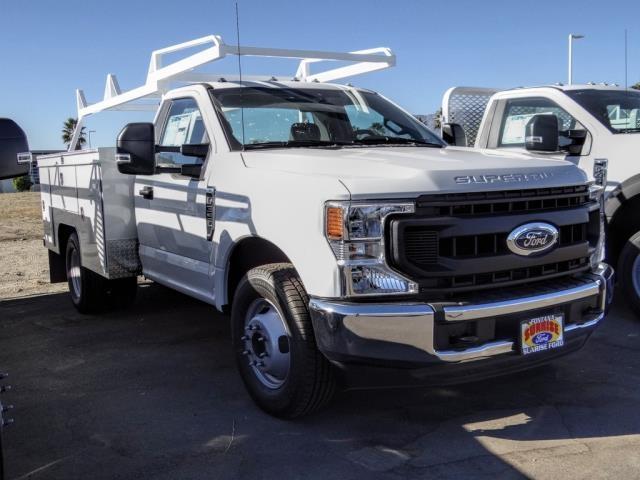 2020 Ford F-350 Regular Cab DRW 4x2, Scelzi Signature Service Body #FL4349 - photo 8